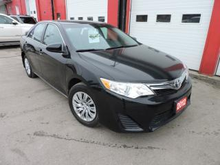 Used 2012 Toyota Camry LE for sale in Brampton, ON