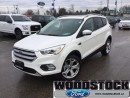 Used 2017 Ford Escape Titanium  Navigation, Twin Panel Moonroof, Sync 3 for sale in Woodstock, ON
