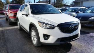 Used 2014 Mazda CX-5 GT for sale in Kingston, ON