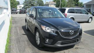 Used 2015 Mazda CX-5 GT for sale in Richmond, ON