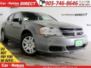 Used 2013 Dodge Avenger | WE WANT YOUR TRADE| LOCAL TRADE| for sale in Burlington, ON
