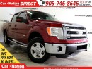 Used 2014 Ford F-150 XLT| 4X4| ONE PRICE INTEGRITY| for sale in Burlington, ON