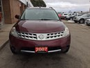 Used 2007 Nissan Murano SL for sale in Mississauga, ON