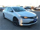 Used 2016 Chrysler 200 DEMO*CLEARANCE PRICED*ONLY 4100 KMS* S AWD* for sale in Mississauga, ON