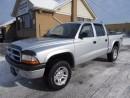 Used 2004 Dodge Dakota Sport 4X4 Crew Cab 4.7L V8 ONLY 150,000KMs for sale in Etobicoke, ON