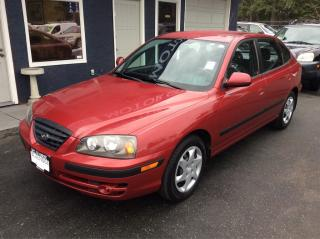 Used 2006 Hyundai Elantra GT for sale in Parksville, BC