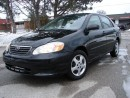 Used 2007 Toyota Corolla CE for sale in Mississauga, ON