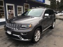 Used 2014 Jeep Grand Cherokee Summit ECODIESEL for sale in Parksville, BC