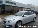 Used 2013 Chevrolet Cruze for sale in St Thomas, ON