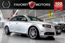Used 2008 Audi S4 4.2 V8 QUATTRO | MANUAL | REAR SENSORS for sale in North York, ON