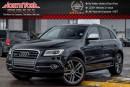 Used 2015 Audi SQ5 3.0T Progressiv Quattro|Nav|Pano_Sunroof|Leather|Pkng Sensors|21