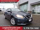 Used 2016 Nissan Sentra 1.8 SV for sale in Surrey, BC