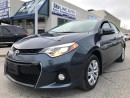 Used 2014 Toyota Corolla SPORTS/CAMERA/BLUETOOTH/6 SPEED MANUAL for sale in Concord, ON