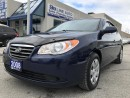 Used 2008 Hyundai Elantra GL/REMOTE START/HEATED SEATS/CERTIFIED for sale in Concord, ON