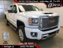 New 2017 GMC Sierra 2500 HD Denali-Diesel-445hp, Android Auto/Apple Carplay, Navigation, Heated/Cooled Leather for sale in Lethbridge, AB