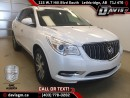 New 2017 Buick Enclave Premium-7 Passenger, Heated/Cooled Leather, Onstar 4G LTE wifi, AWD for sale in Lethbridge, AB