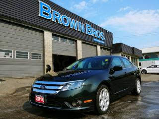 Used 2010 Ford Fusion SE, LOCAL, REVERSE SENSING, FINANCING for sale in Surrey, BC