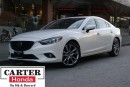 Used 2015 Mazda MAZDA6 GT + NAVI + LEATHER + TECH PACKAGE! for sale in Vancouver, BC
