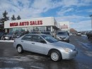Used 2004 Honda Accord MANUAL DX FWD VERY LOW KM PL PM PW CERTIFIED for sale in Oakville, ON