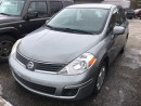 Used 2008 Nissan Versa 1.8 S for sale in Mississauga, ON
