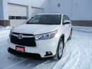 Used 2015 Toyota Highlander LIMITED  for sale in Renfrew, ON