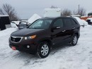 Used 2011 Kia Sorento LX for sale in Cornwall, ON