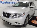 Used 2014 Nissan Pathfinder SV. 4WD & 7 Seater! Got yourself a prime ride! for sale in Edmonton, AB