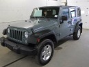 Used 2015 Jeep Wrangler UNLIMITED SPORT 4x4 for sale in Edmonton, AB