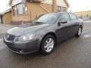 Used 2005 Nissan Altima 2.5 S Automatic Loaded ONLY 118,000KMs for sale in Etobicoke, ON