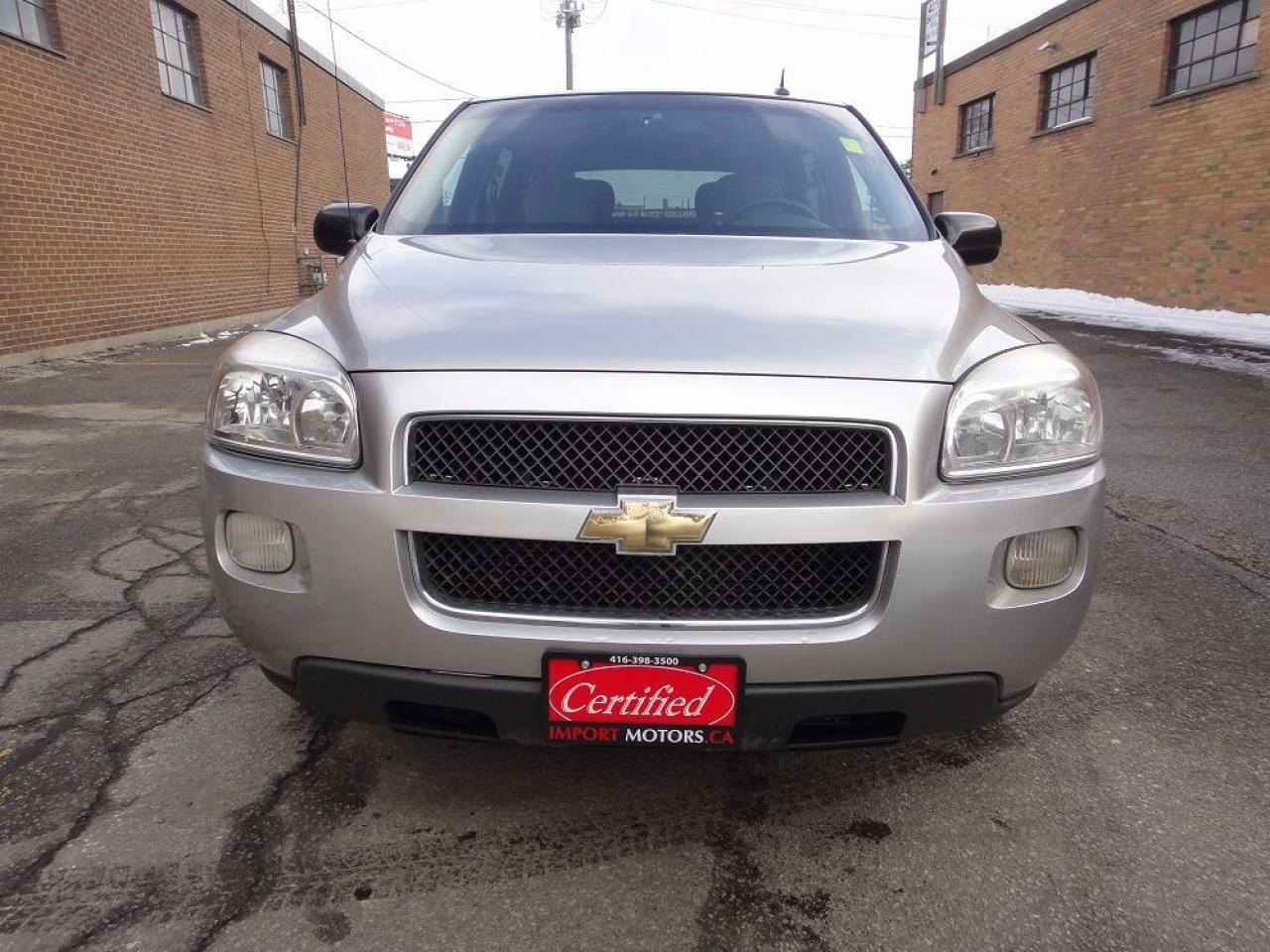 2007 Chevrolet Uplander LS MODEL,VERY CLEAN,7 PASS