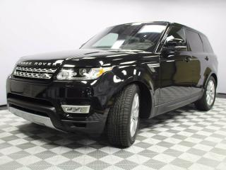 Used 2017 Land Rover Range Rover Sport HSE TD6 - 4yr/80000kms manufacturer warranty included until March 30, 2021! CPO rates starting at 2.9%! Locally Owned and Serviced | Executive Demo | 3M Protection Applied | No Accidents | Navigation | Surround Camera System | Parking Sensors | Lane for sale in Edmonton, AB