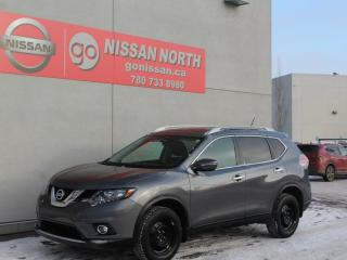 Used 2015 Nissan Rogue SV/AWD/HEATED SEATS/BACKUP CAM for sale in Edmonton, AB
