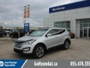 Used 2014 Hyundai Santa Fe Sport LIMITED Nav, Pano Roof Leather for sale in Edmonton, AB