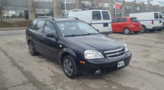 Used 2006 Chevrolet Optra Wagon for sale in Etobicoke, ON