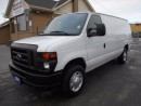 Used 2011 Ford E150 CARGO 4.6L V8 Loaded Divider ONLY 14,000KMs for sale in Etobicoke, ON