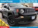 Used 2015 Jeep Renegade Sport| 4X4| BACK UP CAMERA| TOUCH SCREEN| for sale in Burlington, ON