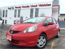 Used 2013 Honda Fit LX - Auto | Air | Low Kms for sale in Mississauga, ON