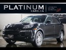 Used 2012 Porsche Cayenne AWD, NAVI, HEATED SE for sale in North York, ON