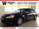 Used 2014 Chrysler 200 LIMITED| LEATHER| NAVIGATION| SUNROOF| 53,814KMS for sale in Cambridge, ON