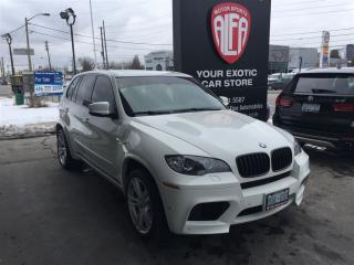 Used 2013 BMW X5 M Base (A6) Just traded in -1 Owner - Balance of fac for sale in Etobicoke, ON