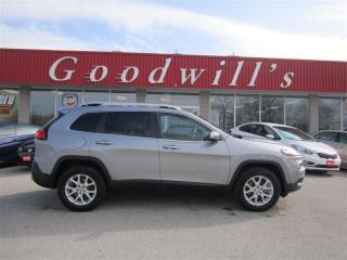 Used 2015 Jeep Cherokee North for sale in Aylmer, ON