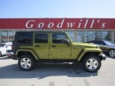 Used 2007 Jeep Wrangler Unlimited Sahara for sale in Aylmer, ON