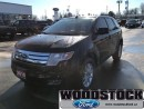 Used 2010 Ford Edge SEL  Canadian Comfort Package, Front Heated Seats for sale in Woodstock, ON