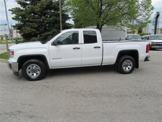 Used 2015 GMC Sierra 1500 Double Cab short box 2wd loaded for sale in Richmond Hill, ON