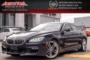 Used 2013 BMW 650i Loaded|xDrive|MSport Pkg|Sunroof|360Cam|Nav|AdptvCrsCtrl|HtdSeats|18