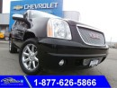 Used 2012 GMC Yukon Denali AWD - Nav, DVD & Moonroof for sale in Bolton, ON