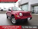 Used 2012 Jeep Patriot Sport/North W/ 5-SPEED MANUAL for sale in Surrey, BC