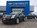 Used 2013 Cadillac SRX Luxury Collection for sale in Bolton, ON
