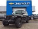 Used 2013 Jeep Wrangler Unlimited Sahara for sale in Bolton, ON