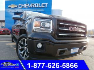 Used 2014 GMC Sierra 1500 SLT All Terrain Crew Cab 4x4 - 4 New Tires for sale in Bolton, ON